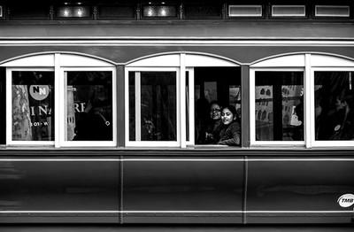 Tramvia Blau (Serie Suite Barcelona)