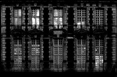 Place des Vosges (Serie En clave baja)
