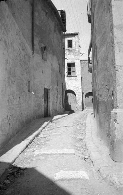 Carrer dels Arangaders, Vilanova i la Geltrú