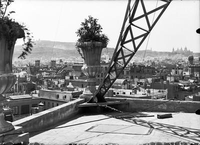 Terrassa d'oci i descans dels Magatzems Jorba