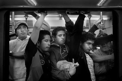 MEGALOPOLIS. MEXICO UNDERGROUND #7