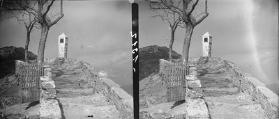 Mirador del Santuari de Rocacorba a Canet d'Adri