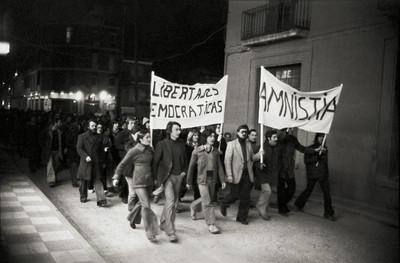 Manifestació per l'Estatut d'Autonomia